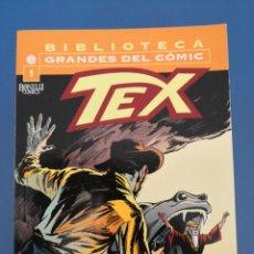 Cómics: COLECCION TEX 1-12 - PLANETA DE AGOSTINI EDICION. Lote 137451982