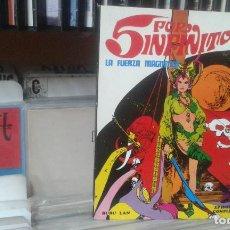 Comics: 5 POR INFINITO - LA FUERZA MAGNETICA - MUY BUE ESTADO. Lote 137555470