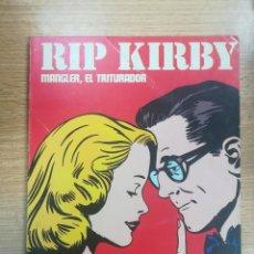 Cómics: RIP KIRBY RETAPADO #2 MANGLER EL TRITURADOR. Lote 137628201