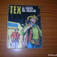 Cómics: TEX Nº 31 EDITA BURU LAN . Lote 137661162