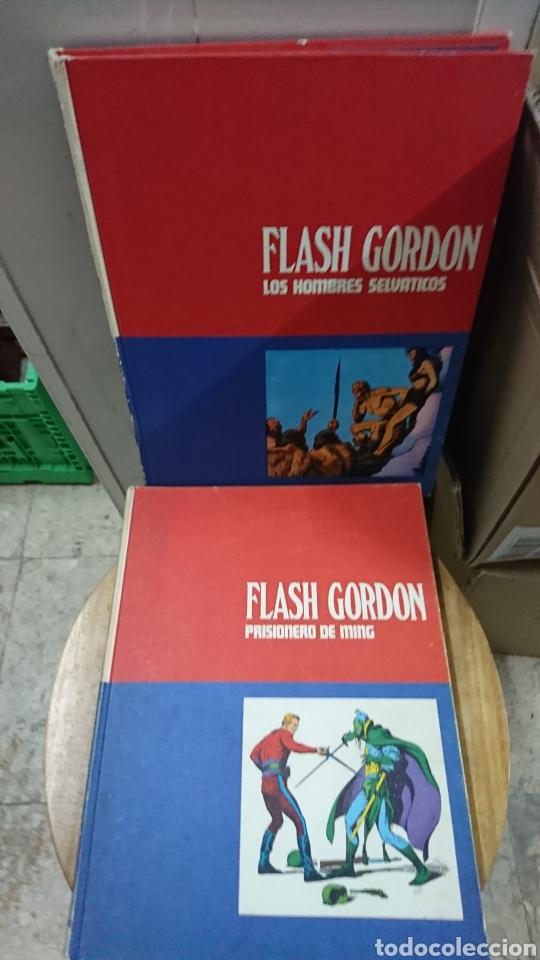 Cómics: 2 tomos FLASH GORDON - Foto 2 - 137874321