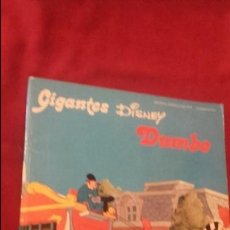 Cómics: DUMBO - GIGANTES DISNEY - COL. HISTORIAS MARAVILLOSAS 8 - RUSTICA. Lote 137921386