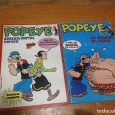 Cómics: LOTE POPEYE BURULAN NUMS: 17-45. Lote 137939114