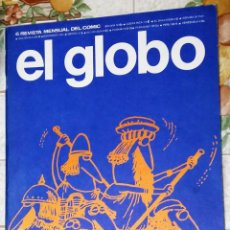 Cómics: TEBEOS-COMICS CANDY - EL GLOBO - Nº 6 - BURU LAN - RARO - *XX99. Lote 138703350