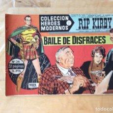 Cómics: RIP KIRBY.COLECCION HÉROES MODERNOS. NÚMERO 34. Lote 139320850