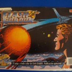 Cómics: CÓMIC DE FLASH GORDON AÑO 1988 Nº 27 EDICIÓN HISTÓRICA DE EDICIONES B,S.A LOTE 11 BIS. Lote 139397342