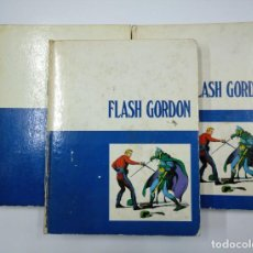 Cómics: FLASH GORDON. HEROES DEL COMIC. TOMOS 1, 2 Y 3. EDITORIAL BURU LAN. TDKLT. Lote 139440966