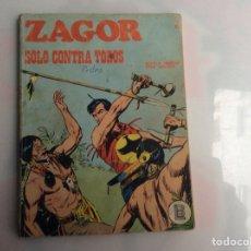 Cómics: ZAGOR Nº 45 - EDITA : BURU LAN AÑOS 70. Lote 140178538