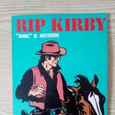 Cómics: RIP KIRBY - BOBO EL JUSTICIERO - BURU LAN. Lote 140278474