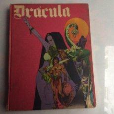 Cómics: DRACULA DE EDITORIAL BURU LAN TOMO Nº 1. Lote 140431330