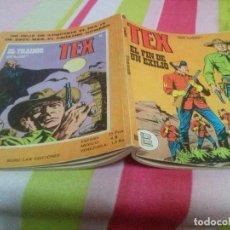 Cómics: TEX. Nº 53. EL FIN DE UN EXILIO. BURU LAN. . Lote 140524618