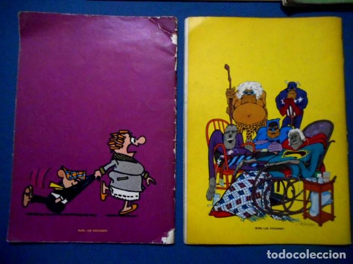 Cómics: ZEPPELIN Nº 5 - 6 BURU LAN 1974 - Foto 2 - 140553430