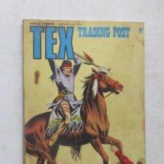 Cómics: COMIC TEX - TRADING POST. Lote 140665578