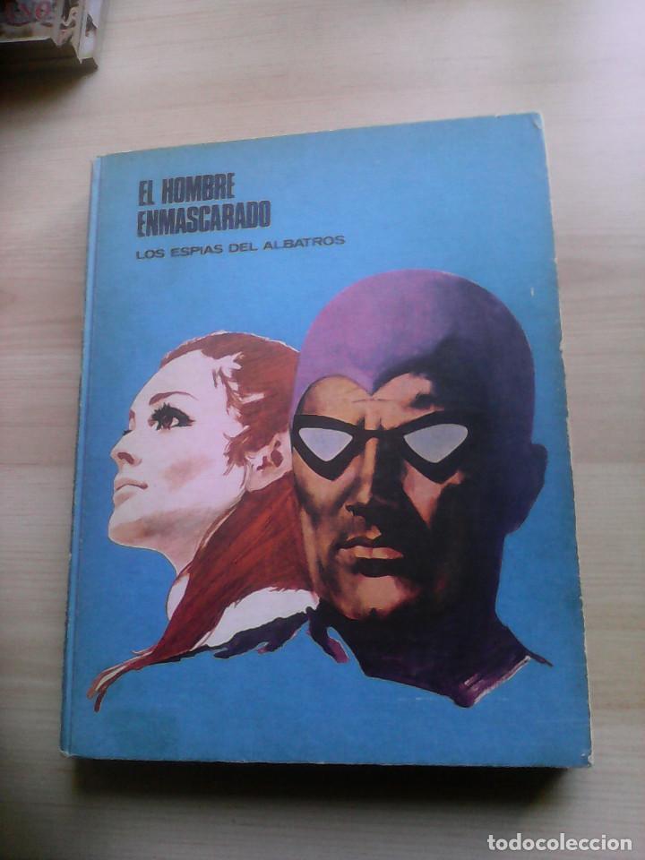 EL HOMBRE ENMASCARADO. TOMO 2. (Tebeos y Comics - Buru-Lan - Hombre Enmascarado)