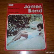 Cómics: JAMES BOND Nº 4 EDITA BURU LAN . Lote 140771998