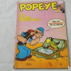 Cómics: POPEYE NUMERO 26 . LOS PAJAROS PREHISTORICOS . Lote 141644390