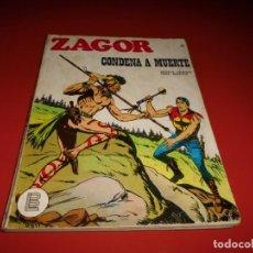 Cómics: ZAGOR Nº 23 - BURU LAN. Lote 141826898