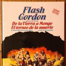 Cómics: FLASH GORDON BURULAN. Lote 142175497