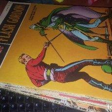 Cómics: 21 NUMEROS DE FLASH GORDON, HEROES DEL COMIC, BURU LAN, NUEVOS!. Lote 142271482