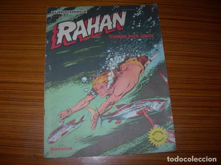 RAHAN Nº 2 EDITA BURULAN (Tebeos y Comics - Buru-Lan - Rahan)