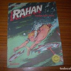 Cómics: RAHAN Nº 2 EDITA BURULAN . Lote 143436618
