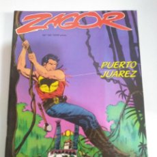 Cómics: COMIC ZAGOR NÚMERO 16 - PUERTO JUÁREZ ZINCO 1983. Lote 143712730