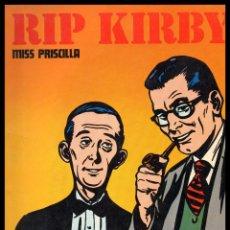 Cómics: RIP KIRBY. MISS PRISCILLA, EPISODIOS COMPLETOS.. Lote 144145474