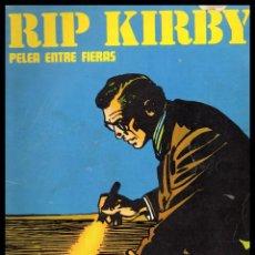 Cómics: RIP KIRBY PELEA ENTRE FIERAS, EPISODIOS COMPLETOS.. Lote 144146330