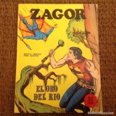 Cómics: ZAGOR BURU LAN NUMERO TRES. Lote 144245310