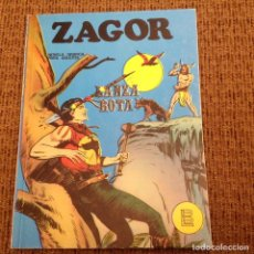 Cómics: ZAGOR BURU LAN NUMERO SEIS. Lote 144245878