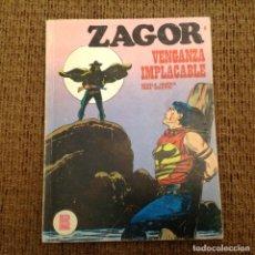 Cómics: ZAGOR BURU LAN OCHO. Lote 144246202