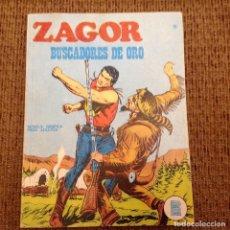 Cómics: ZAGOR BURU LAN NUMERO DIEZ. Lote 144246938