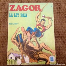 Cómics: ZAGOR BURU LAN NUMERO DOCE. Lote 144248094