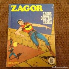 Cómics: ZAGOR BURU LAN NUMERO TRECE. Lote 144248322