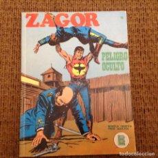 Cómics: ZAGOR BURU LAN NUMERO CATORCE. Lote 144248474