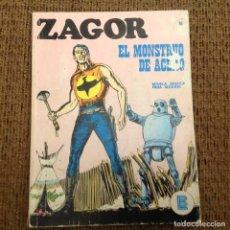 Cómics: ZAGOR BURU LAN NUMERO DIECISEIS. Lote 144249158