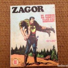 Cómics: ZAGOR BURU LAN NUMERO DIECISIETE. Lote 144249362