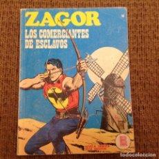 Cómics: ZAGOR BURU LAN NUMERO DIECINUEVE. Lote 144249690