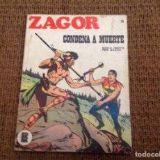 Cómics: ZAGOR BURU LAN NUMERO VEINTITRES. Lote 144250430