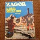 Cómics: ZAGOR BURU LAN NUMERO VEINTICINCO. Lote 144250766