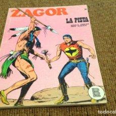Cómics: ZAGOR BURU LAN NUMERO 34. Lote 144254358