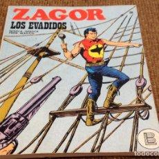 Cómics: ZAGOR BURU LAN NUMERO 38. Lote 144254970