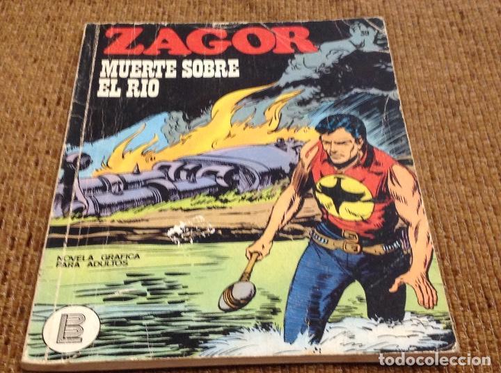 ZAGOR BURU LAN NUMERO 39 (Tebeos y Comics - Buru-Lan - Zagor)