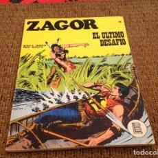Cómics: ZAGOR BURU LAN NUMERO 46. Lote 144257394