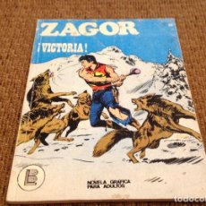 Cómics: ZAGOR BURU LAN NUMERO 50. Lote 144258090