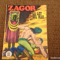 Cómics: ZAGOR BURU LAN NUMERO 51. Lote 144274806