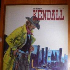 Cómics: COMIC - EL SHERIFF KENDALL - Nº 2 - JUSTICIA EN SEELY CITY. Lote 144293674