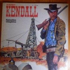 Cómics: COMIC - EL SHERIFF KENDALL - Nº 4 - PARTIDA DE POKER . Lote 144293766