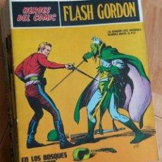 Cómics: FLASH GORDON DE BURU LAN LOTE FASCÍCULOS 1 A 24 MUY BUEN ESTADO. Lote 144601086