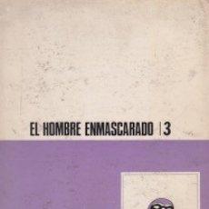 Cómics: EL HOMBRE ENMASCARADO. TOMO 3. Lote 144616182